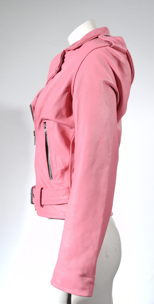 Skinnjacka dam rosa